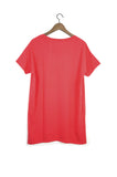 #60 Tee Dress, Strawberry Wash