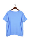#61 Short Sleeve Tee, Buttondown Blue Wash