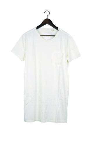 #69 Tee Dress, Milk Wash