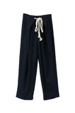 Parachute Pant, Black, Cotton Wool Blend