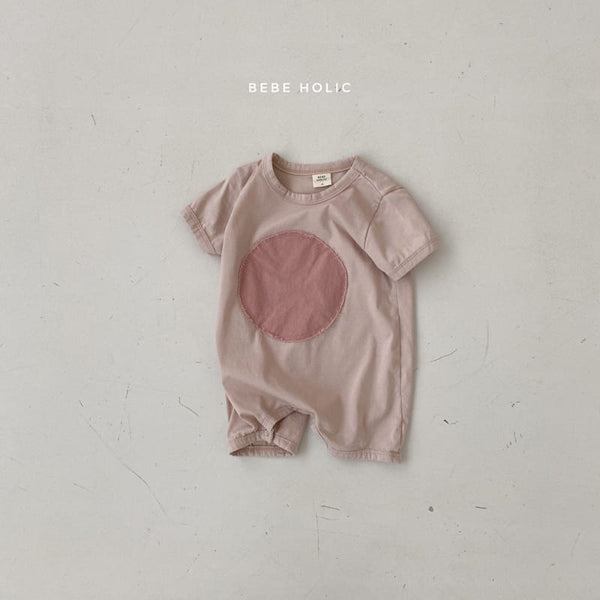 Toto Color Bodysuit, Pink (Baby)