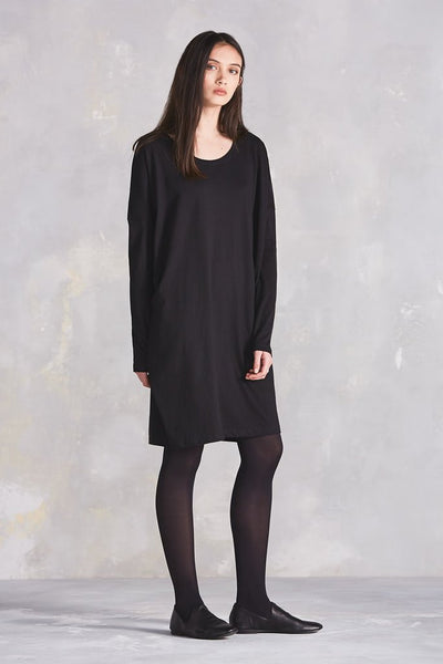 Oversized Dress, Black