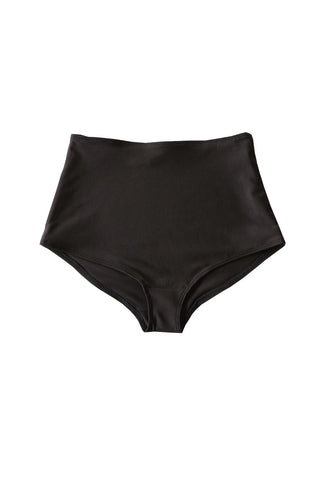 High Waisted Bottoms, Black