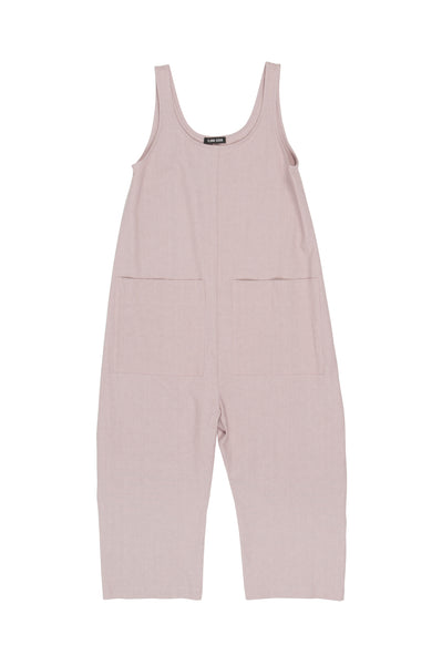 Gary Jumpsuit, Lila, Cotton Linen