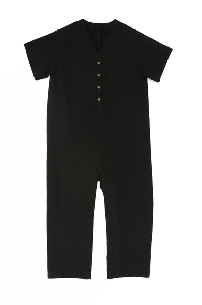 Henry Coverall, Inky, Cotton Canvas