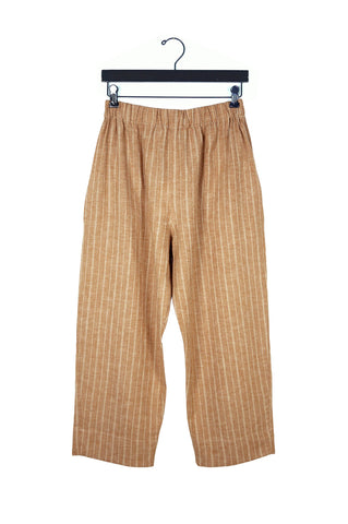 Slim Pant, Rust Stripe (Sunchild Exclusive)