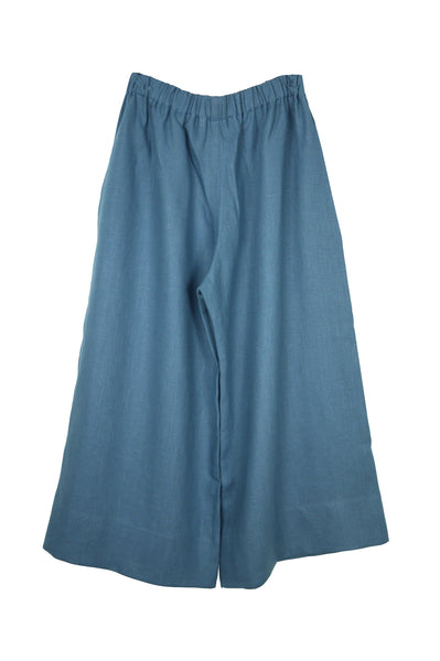 Wide Pant, Shadow Linen (Sunchild Exclusive)