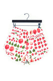 Capri Short, Fruit Print