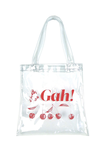 Gah! Mini Vinyl Tote, Fruit