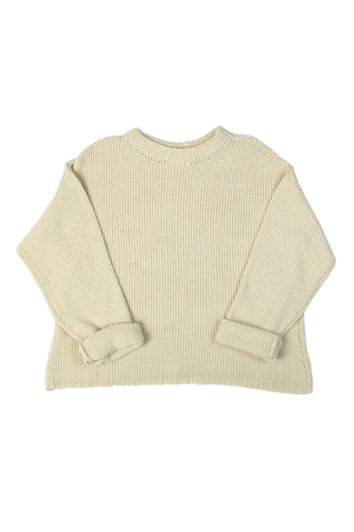Seed Sweater, Cream