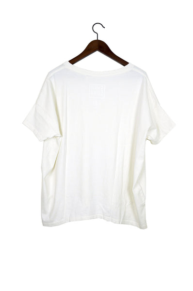 #61 Short Sleeve Tee, Milk Wash