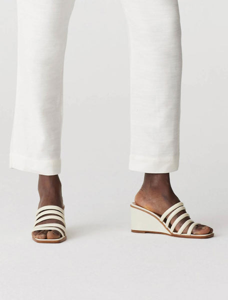 Magdalene Sandals, Off White