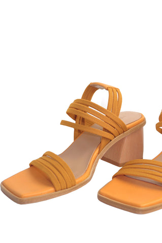 Lunes Sandals, Yellow