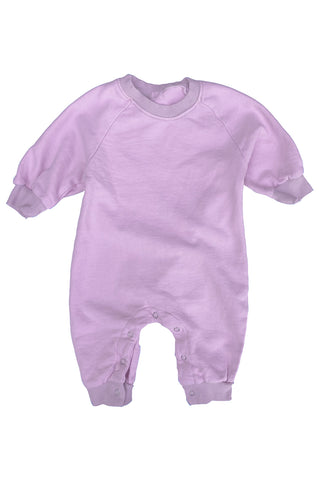 Teddi Romper, Light Violet