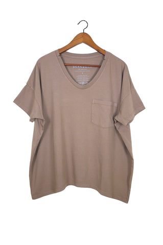 #61 Short Sleeve Tee, Mud Wash