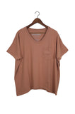 #61 Short Sleeve Tee, Brick Wash