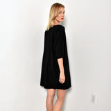 Black Now Dress