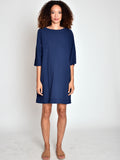 Navy Now Dress