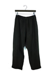Black Cupro Pants