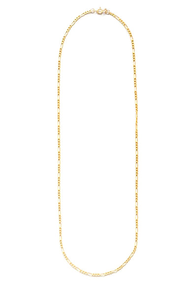 Mila Necklace, Gold