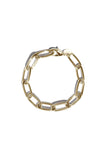 Classic Chain Bracelet, Gold Plated
