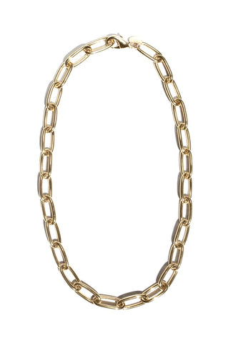 Classic Chain, Gold Plated