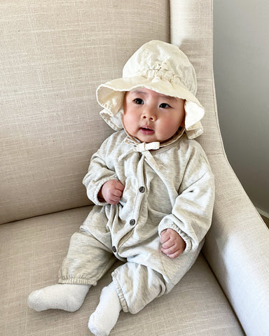 Tommy Jumpsuit, Oatmeal (Baby)