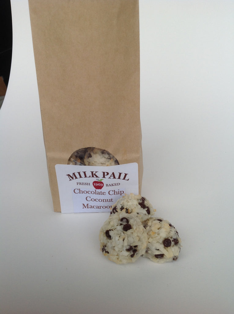 Cookies Made at Milk Pail