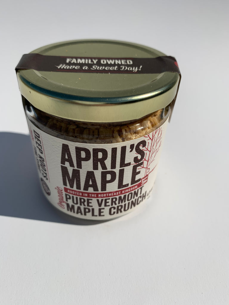 April's Maple Collection