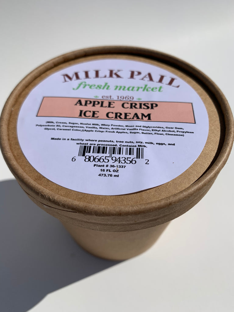 Milk Pail Ice Cream