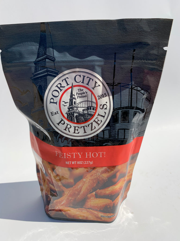 Port City Pretzels
