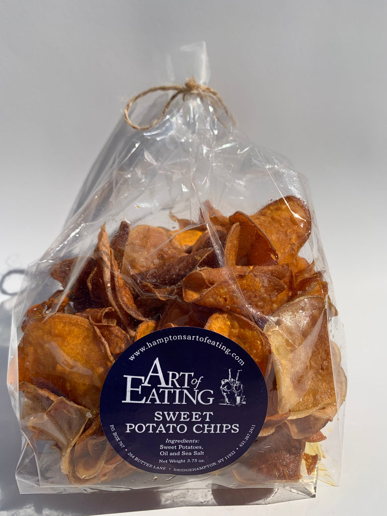 Art of Eating Potato Chips