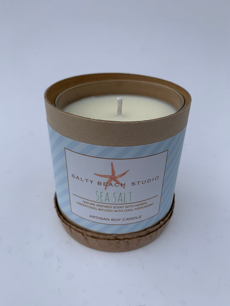 Salty Beach Studio Candles