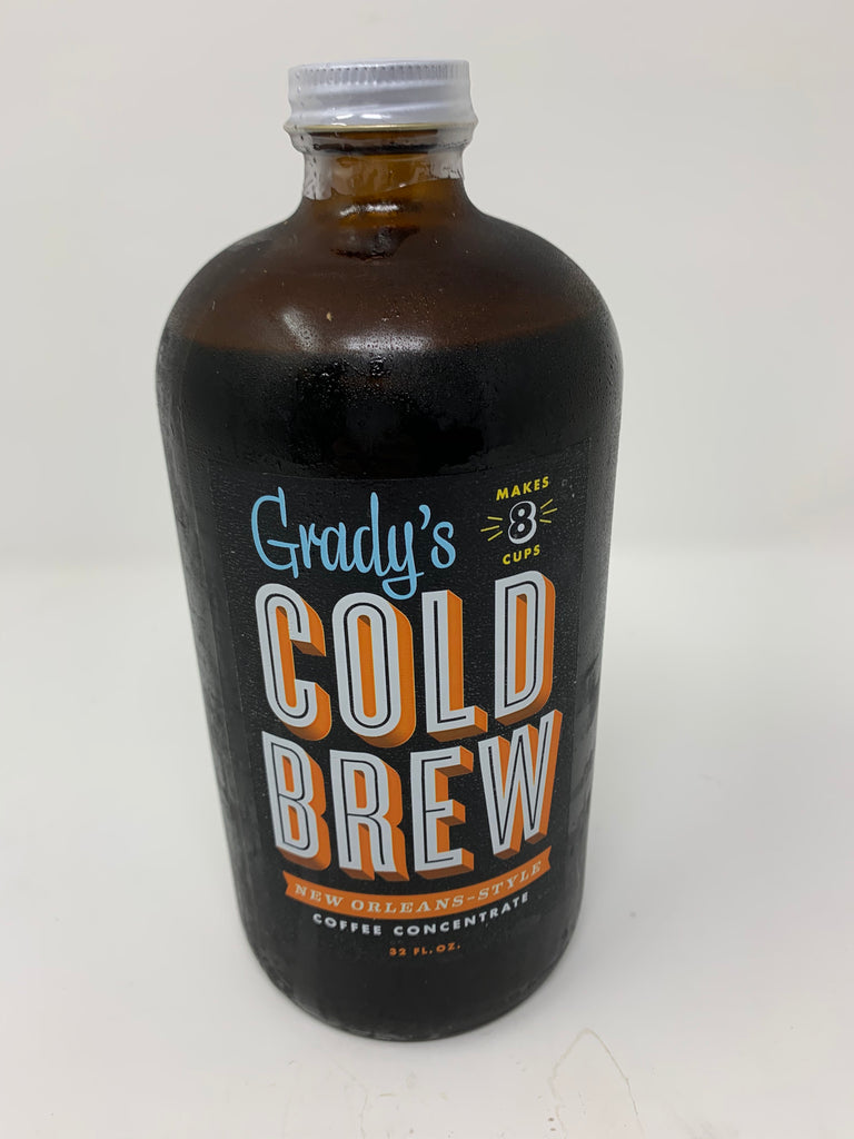 Cold Brew Black Coffee