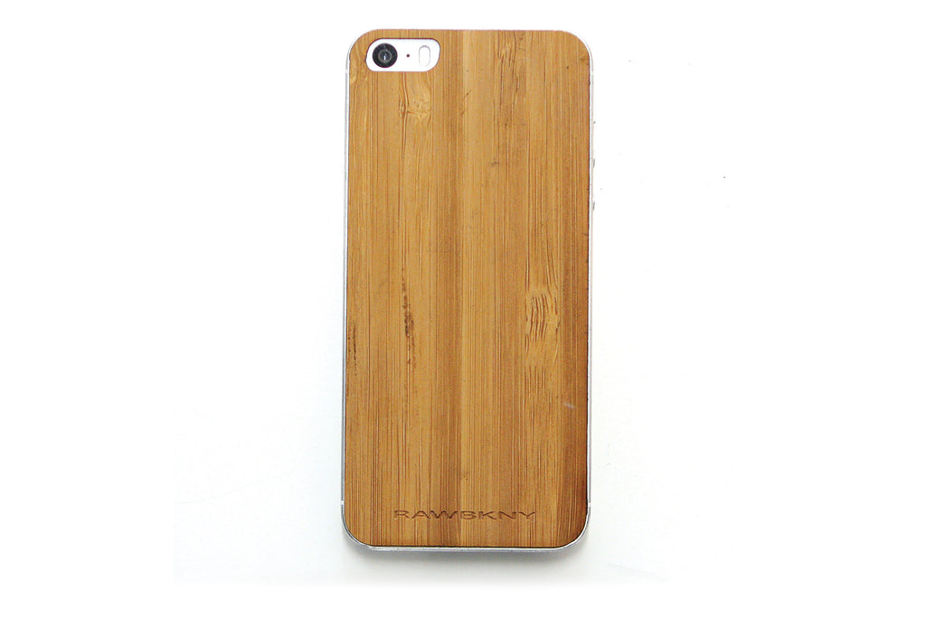 iPhone Bamboo Skin