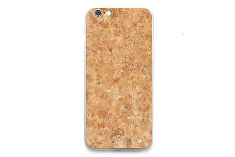 iPhone Cork Skin