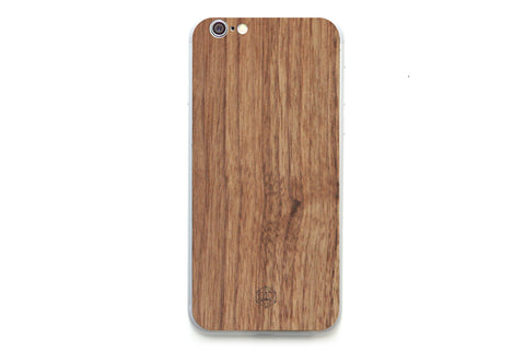 iPhone Walnut Skin