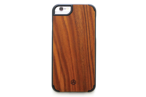 Rosewood iPhone Case