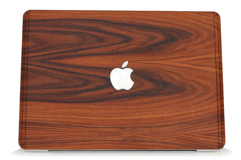 Macbook Rosewood Cover