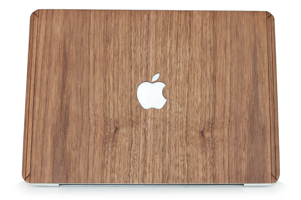Macbook Walnut Cover