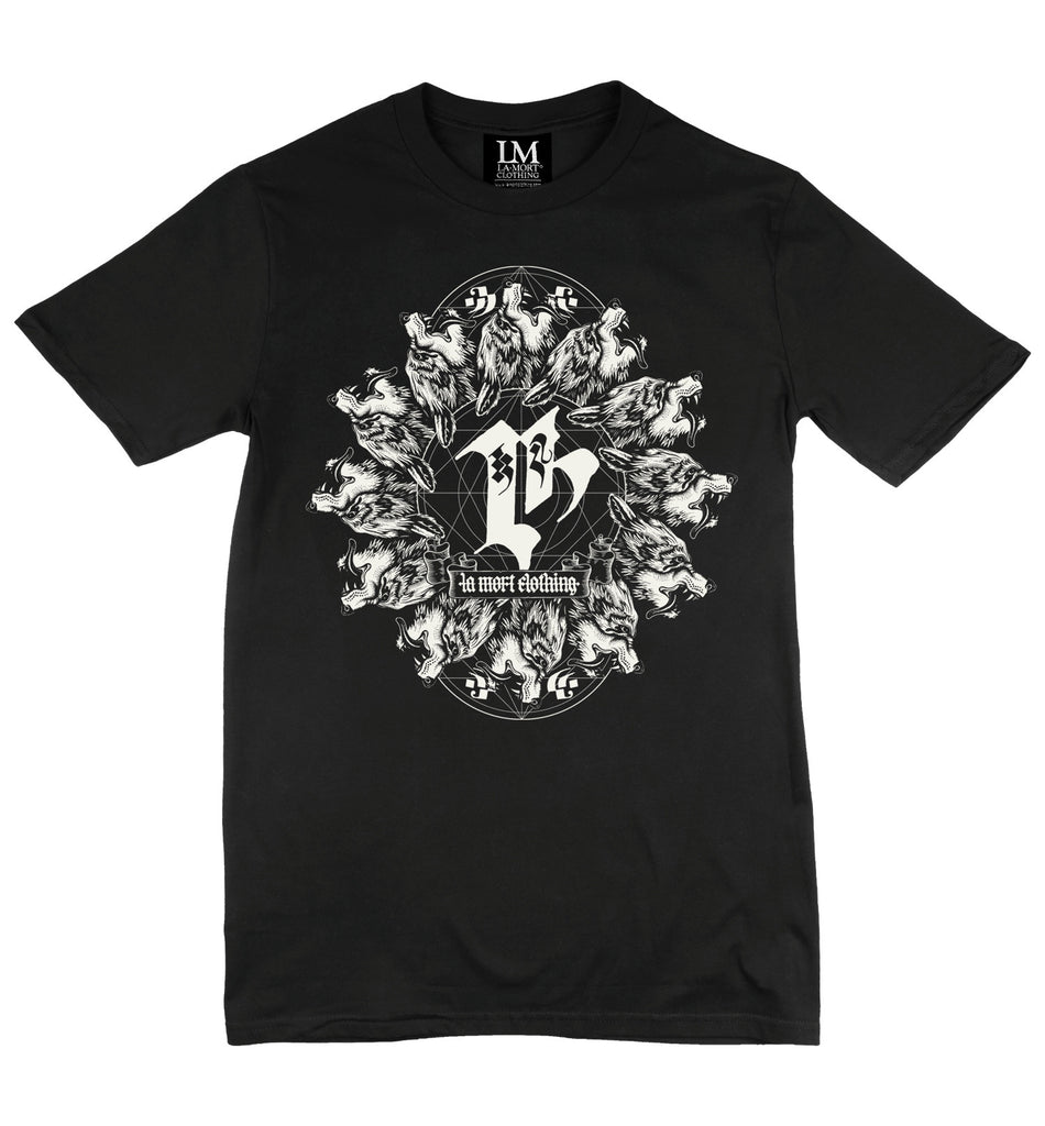 Coven T-shirt (BW/B)