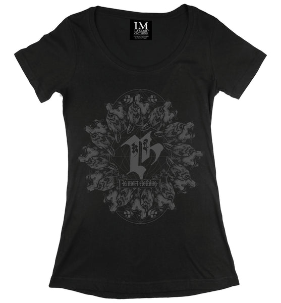 Coven Scoop T-shirt (C/B)