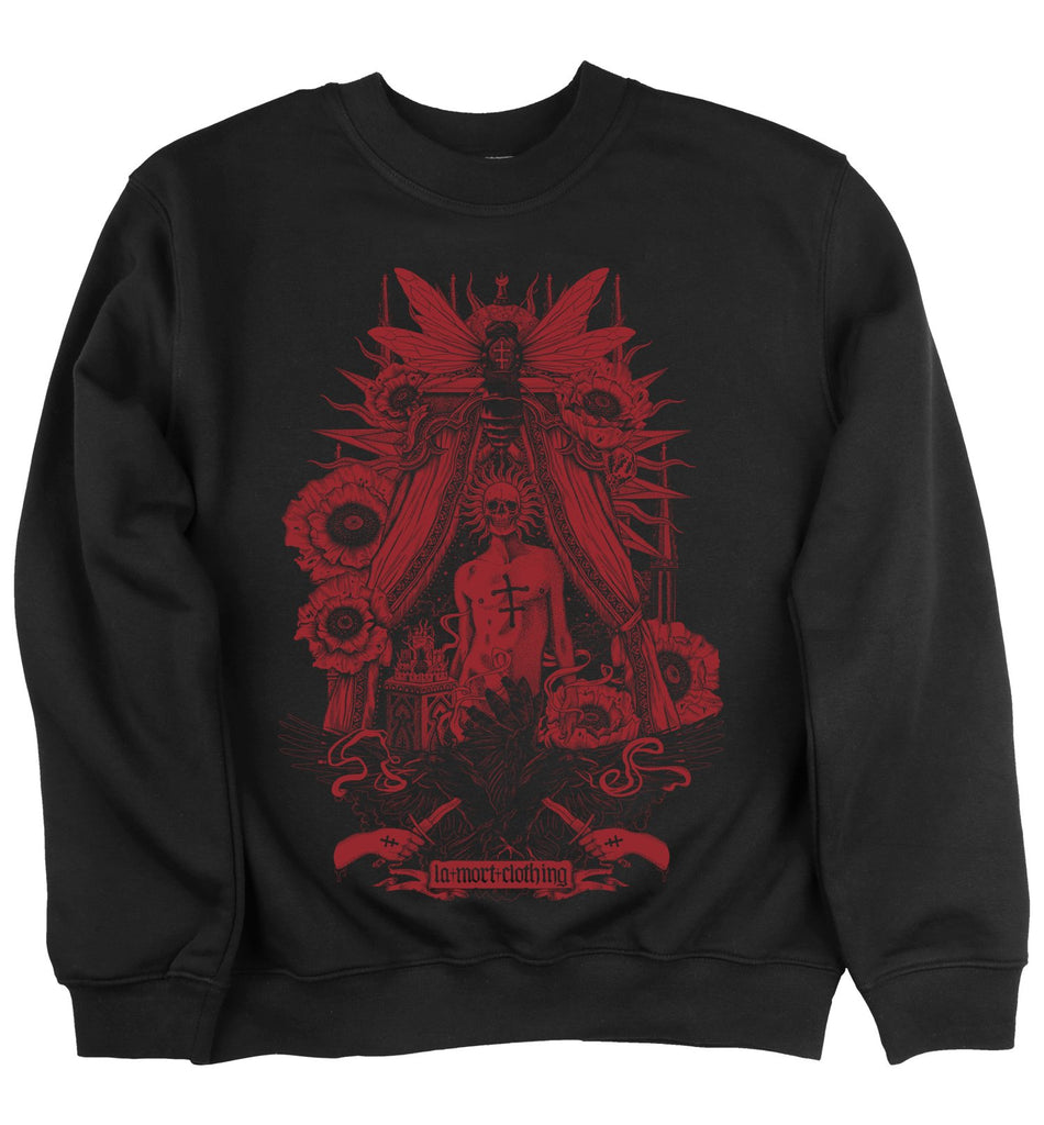 The Initiated Sweatshirt (BR/B)