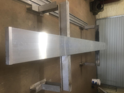 Aluminum Bolt Together Walkway Plank