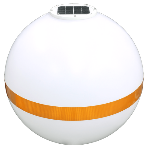 Solar Powered Marker Buoy