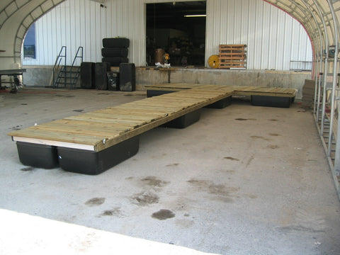 Floating Docks, & Dock Hardware