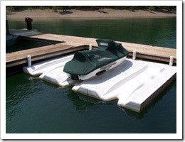5' x 12' PWC Floating Dock