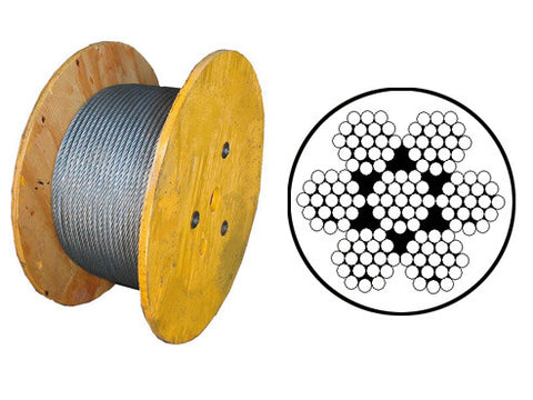 Galvanized Cable