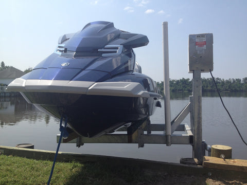 Minimag Personal Watercraft Swivel Lifts