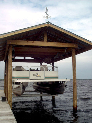 Lunmar Pontoon Cradle Kit Boat Dock Lifts